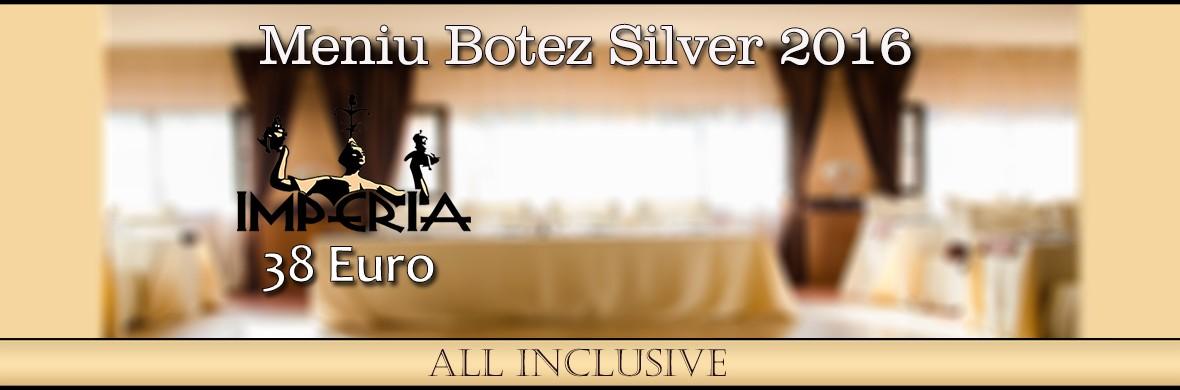Meniu Botez Silver 2016